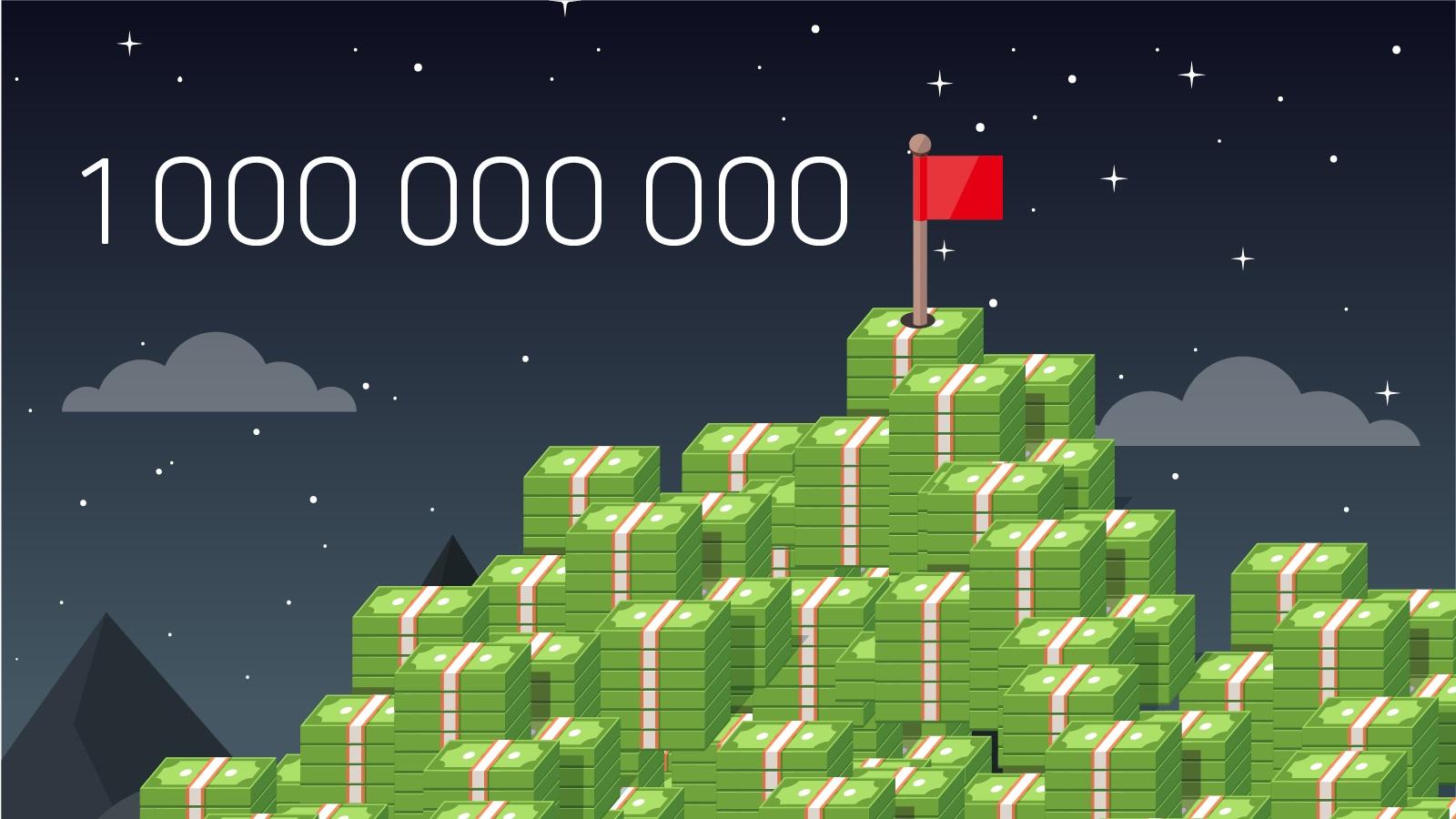 1 billion คืออะไร มาทำความรู้จักกับหน่วย billion กัน